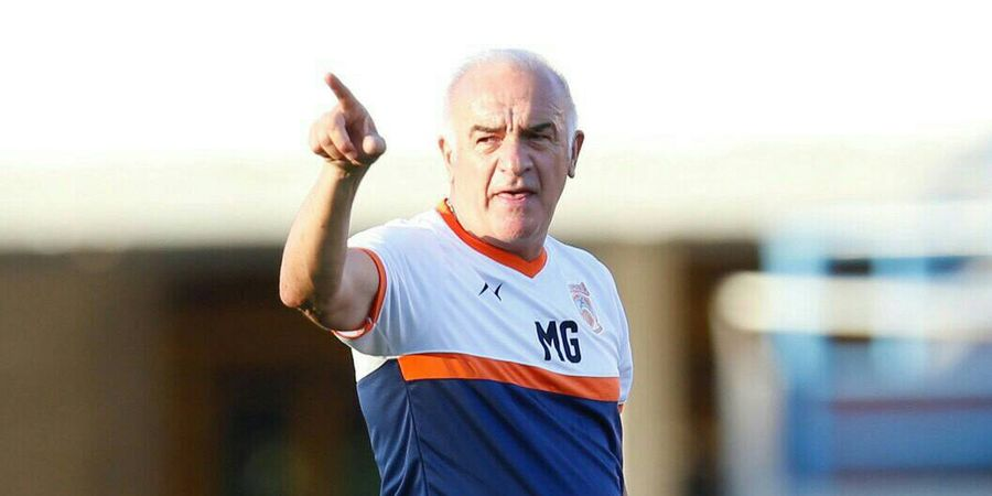 Borneo FC Vs Arema FC - Mario Gomez Tegaskan Tiga Poin Wajib Diraih