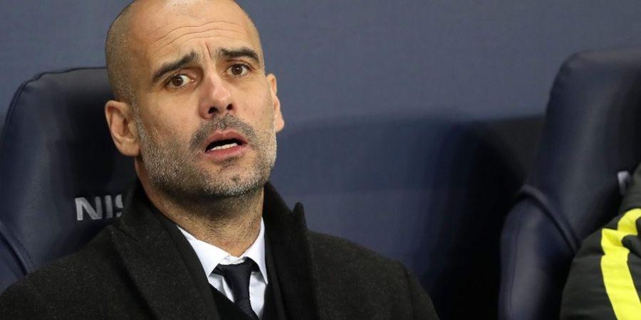 Real Madrid Jorjoran, Pep Guardiola: Yang Boros hanya Manchester City!