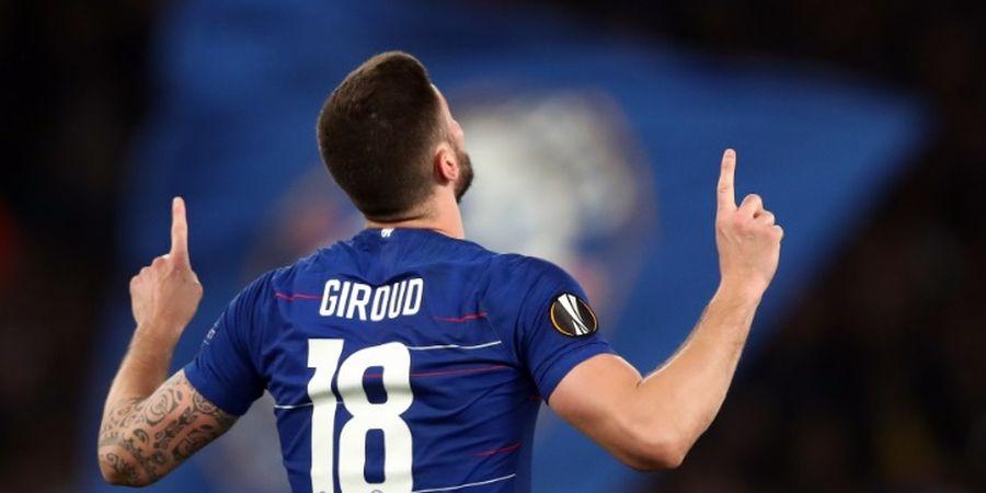 Striker Frustrasi Chelsea Samai Rekor Gol Messi di Kompetisi Eropa