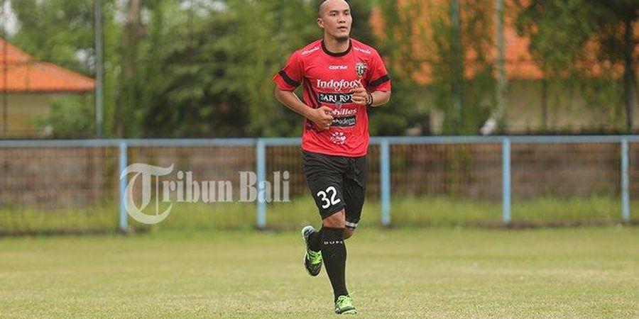 Nasib Liga 1 Masih Gantung, Bek Bali United Bosen Hanya Jalani Latihan