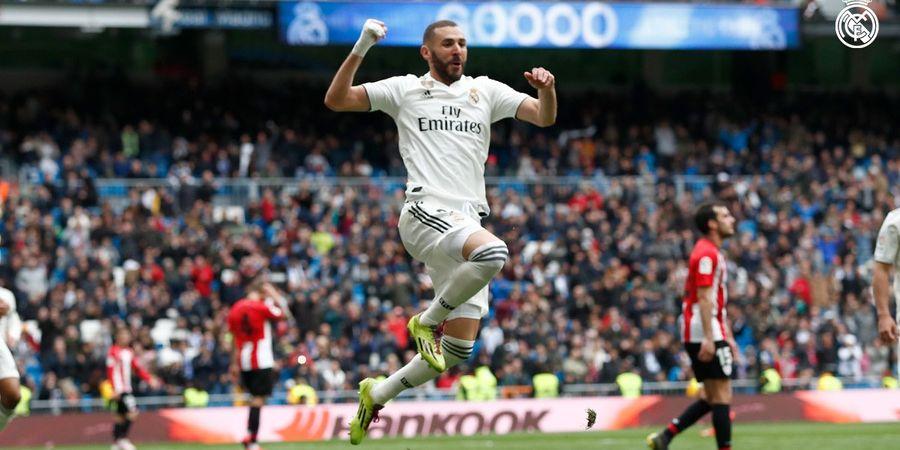 Borong Gol Real Madrid di La Liga, Benzema Lebih Tajam dari Ronaldo