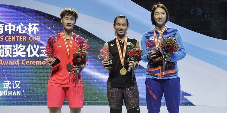 Kejuaraan Asia 2019 - Ratchanok Intanon dan Tai Tzu Ying Absen