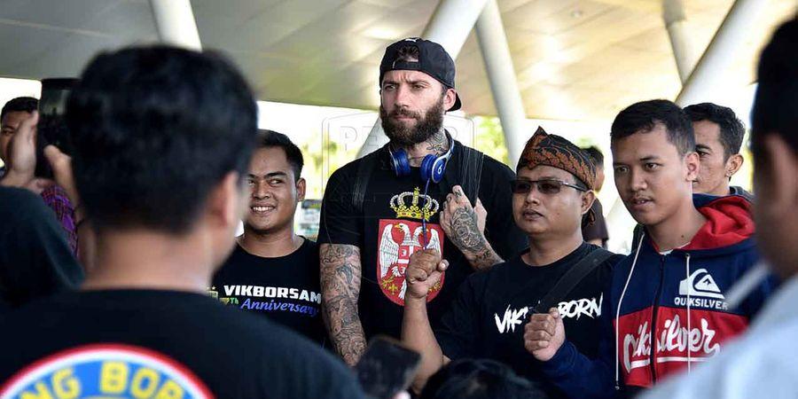 Piala Indonesia 2018 - Viking Borneo Sambut Kedatangan Persib Bandung