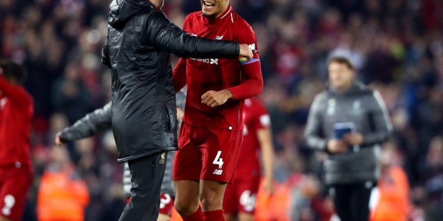 Legenda Klub Klaim Juergen Klopp Bawa Aura Positif di Liverpool