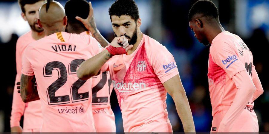 Pengakuan Mantan Bek Manchester United Ingin Tonjok Luis Suarez