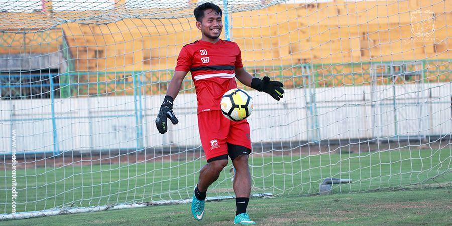 Andik Vermansah Berpamitan dengan Madura United