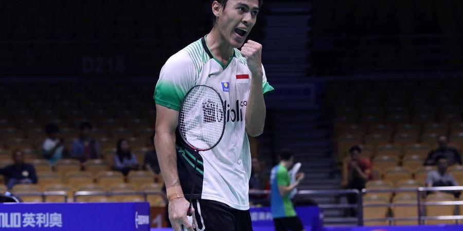 Thailand Open 2019 - Ditunggu Lin Dan, Shesar Berniat Main Lepas