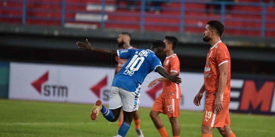 Borneo FC Menang Atas Persib di Menit-menit Akhir Laga Babak 8 Besar Piala Indonesia 2018