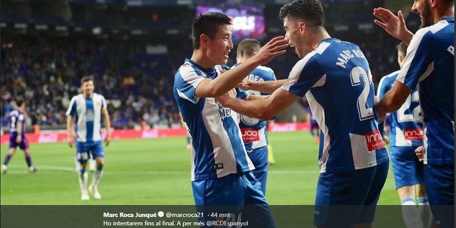 Via Gol di Spanyol, Messi dari China Obati Penasaran Para Penggemarnya