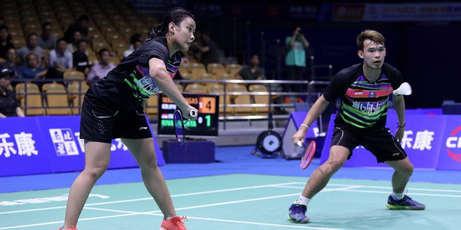Kejuaraan Asia 2019 - Rinov/Pitha Akui Kalah Pengalaman dari Lawan