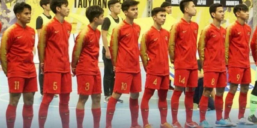 Timnas Futsal Indonesia U-20 Ditaklukkan Jepang pada Laga Perdana