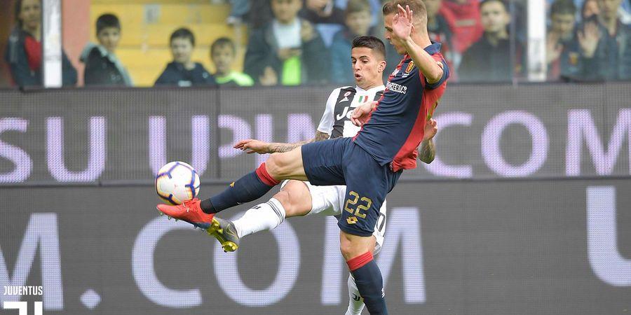 Idola Joao Cancelo adalah Pemain yang Bikin Suporter Juventus Marah