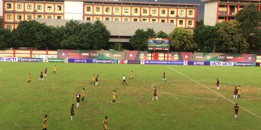 Enam Gol Tercipta, PSM Makassar Ditumbangkan Bhayangkara FC di Piala Indonesia 2018
