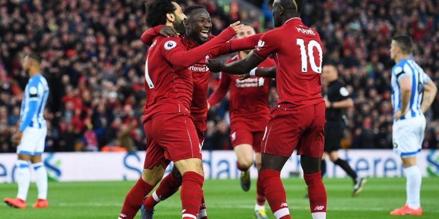Susunan Pemain Liverpool Vs West Ham - Naby Keita Gantikan Peran Sang Kapten