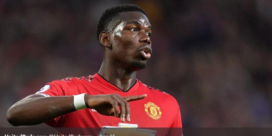 Setelah Pogba, Manchester United Dibuat Pusing oleh Sponsor Klub
