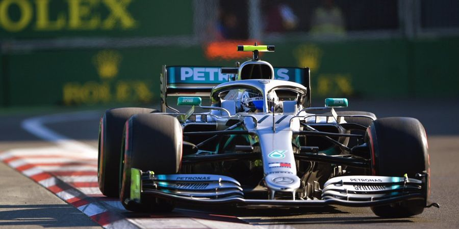 Kualifikasi F1 GP Azerbaijan 2019 - Bottas Tempati Pole Position