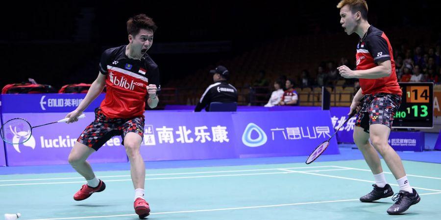 Rupa-rupa Rekor yang Diukir Marcus/Kevin Usai Fuzhou China Open 2019