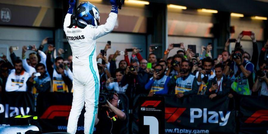 Klasemen Sementara F1 2019 - Bottas Rebut Puncak Klasemen dari Hamilton