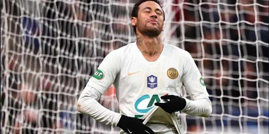 Paris Saint-Germain Ogah Tahan Kepergian Neymar