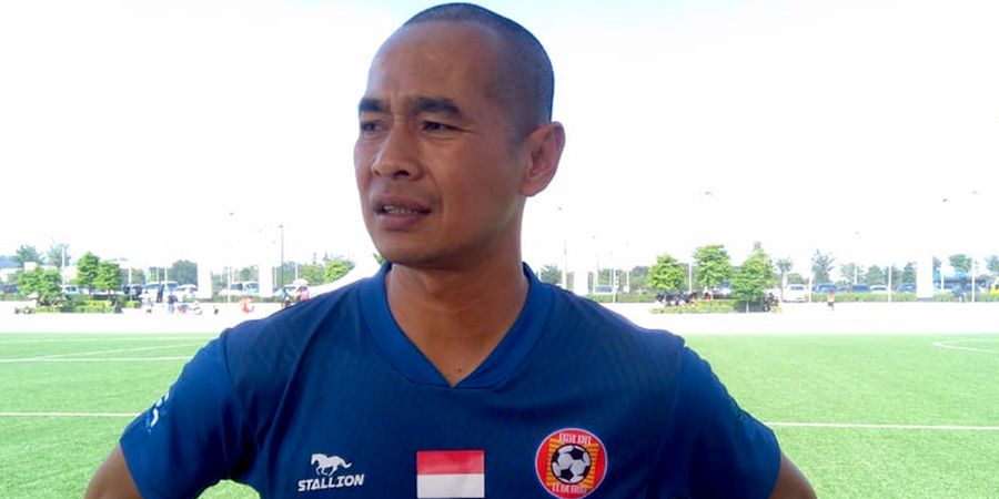 Kurniawan Dwi Yulianto Jadi Asisten Pelatih Timnas U-23 Indonesia