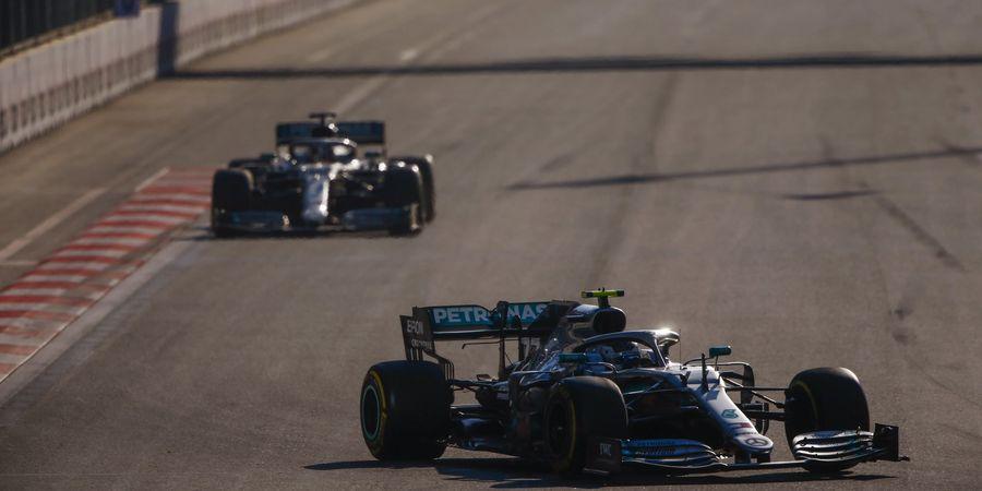 Klasemen Formula 1 - Menang di GP Azerbaijan, Mercedes Cetak Sejarah