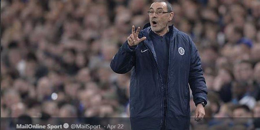 Chelsea Sudah Beri 'Restu', Maurizio Sarri Semakin Dekat ke Juventus