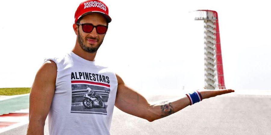 Andrea Dovizioso Ingin Ambil Keuntungan dari Kualitas Ducati di Sirkuit Le Mans