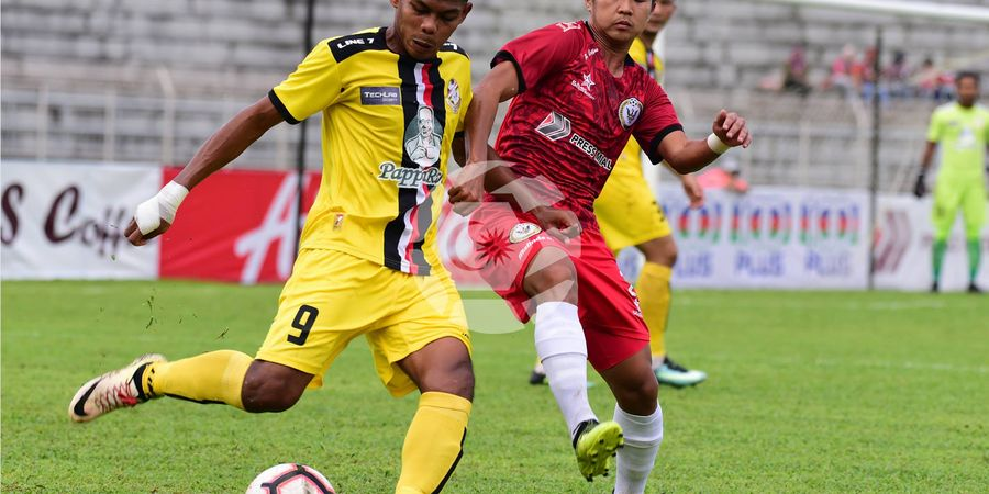 Bukan Ezra Walian, Bali United Kedatangan Pemain dari Liga Malaysia