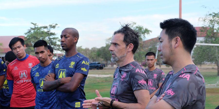 Legenda AC Milan Mundur, Jadi Korban Ketiga Klub Thailand Musim 2019