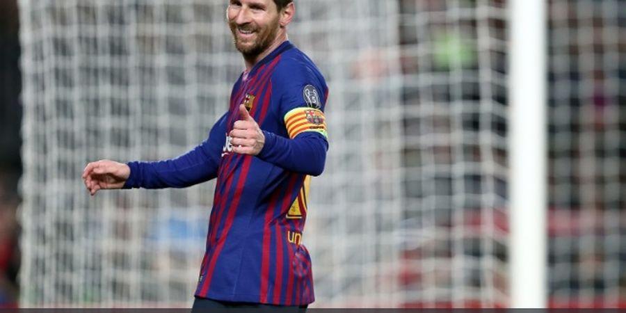 Final Copa del Rey - Motivasi Messi di Tengah Mimpi Buruk Liga Champions