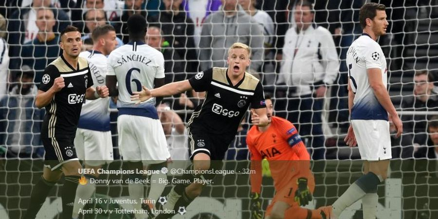 Gelandang Muda Ajax Anggap Rumor Diincar Real Madrid Berlebihan