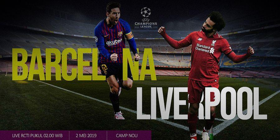 Barcelona Vs Liverpool - Bentrok Lionel Messi Asli Kontra Lionel Messi dari Mesir