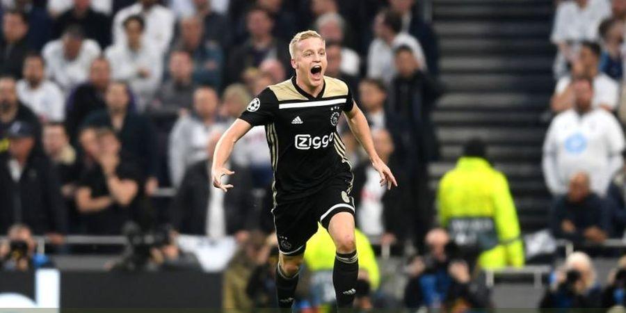 Berita Transfer -  Bukan Pemain Mata Duitan, Van de Beek Inginkan Hal Ini dari Klub Barunya