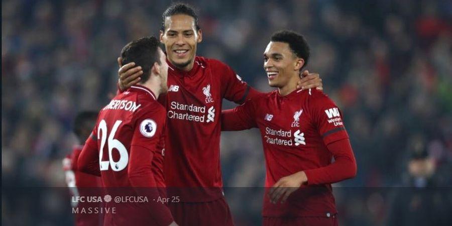 Liverpool Sudah Kumpulkan Bek Tengah, Kanan, dan Kiri Termahal di Dunia