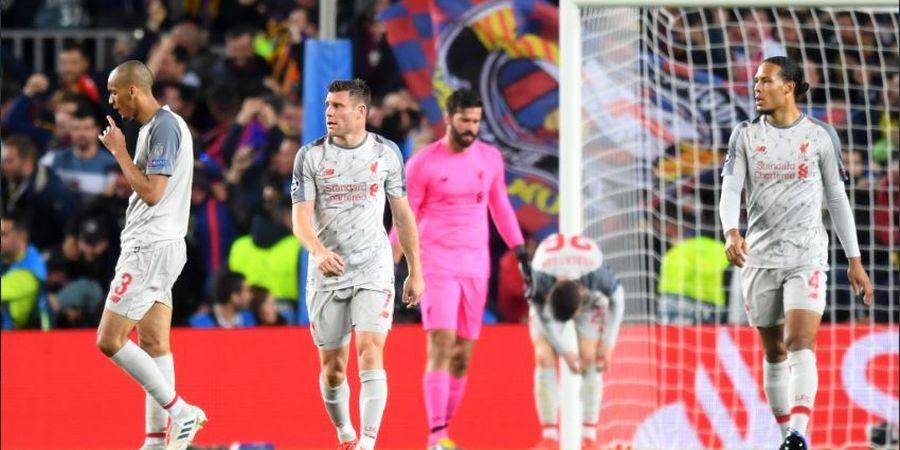 Rekor Apik Liverpool di Luar Liga Champions Ikut Dirusak Barcelona