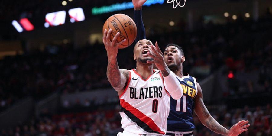 Hasil Playoffs NBA 2019 - Trail Blazers dan 76ers Perpanjang Nafas