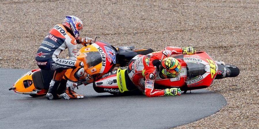 Berita MotoGP - Rossi Akui Marc Marquez Adalah yang Terbaik, Ini Katanya!