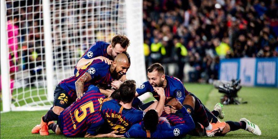 Ingin Juara Liga Champions, Barcelona Tak Perlu Abaikan 2 Ajang Lokal