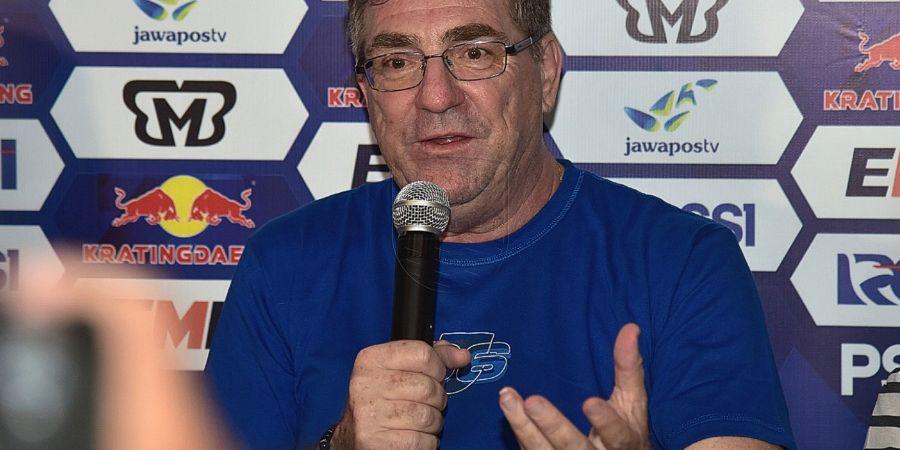 Persib Keok Lagi, Robert Rene Alberts Singgung Soal Jadwal Liga 1 2019