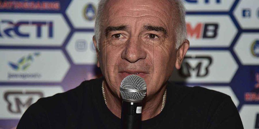 Mario Gomez Anggap Laga Borneo FC  Kontra Persela Penting dan Sulit