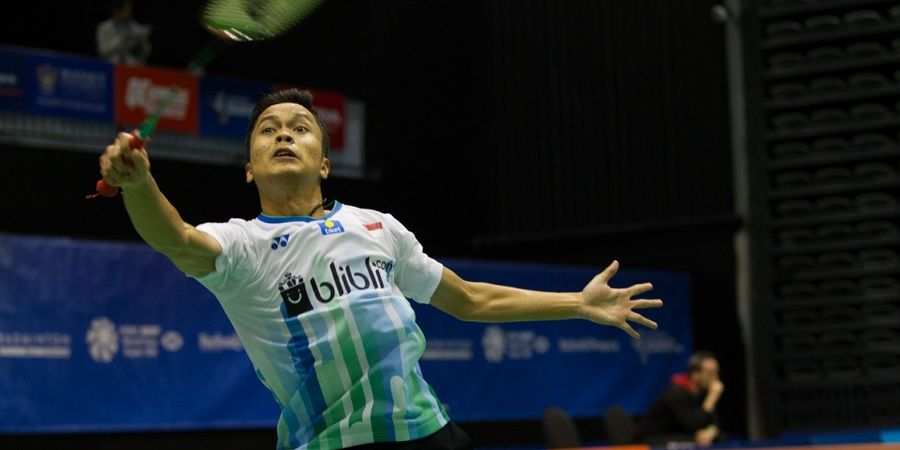 Jadwal New Zealand Open 2019 - Big Match! Anthony Ginting Vs Lin Dan