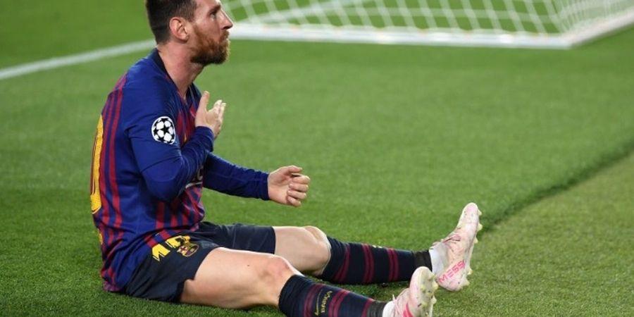 Dibantai Liverpool, Messi Dikabarkan Berantem dengan Fansnya di Bandara