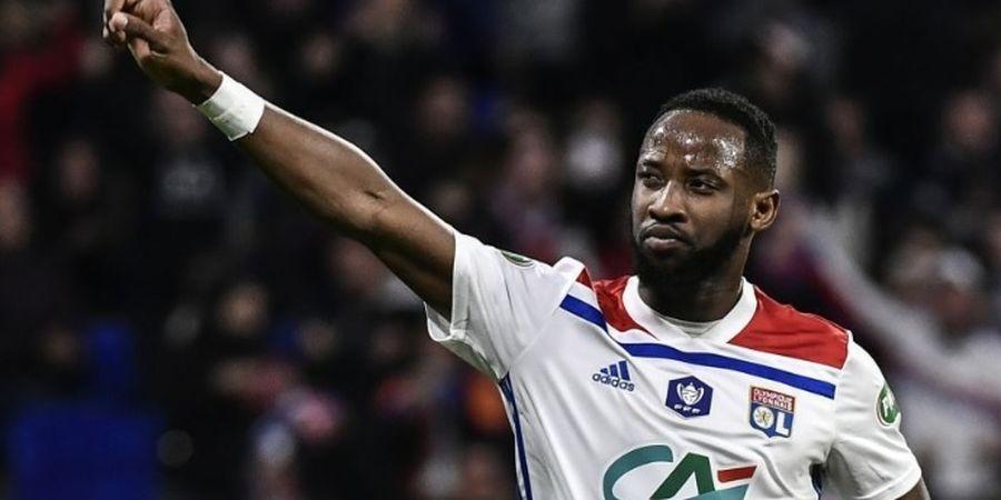 Manchester United Curi-curi Peluang Gaet Striker Muda Olympique Lyon