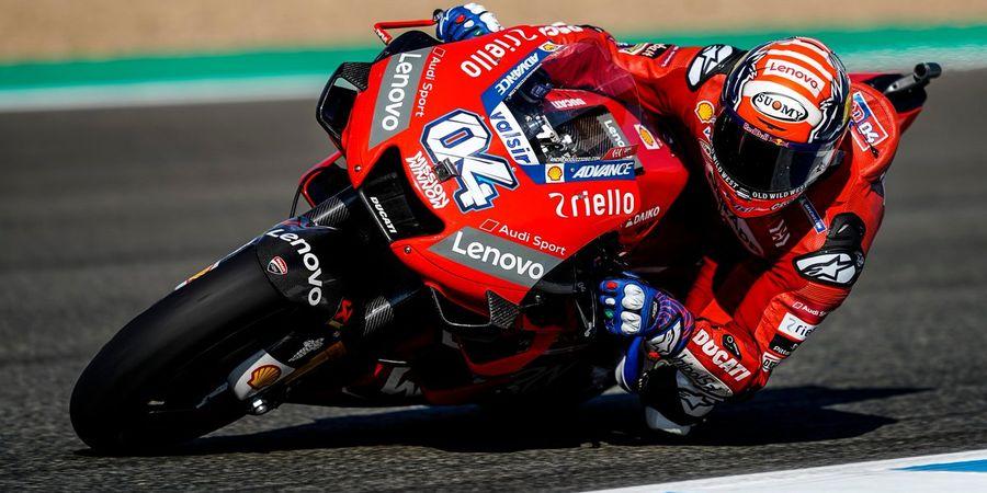 Jelang MotoGP Prancis 2019, Andrea Dovizioso Percaya Diri  Bisa Menang
