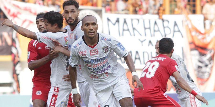 Ke Markas Borneo FC, Bek Bali United Senang karena Bertemu Mantan