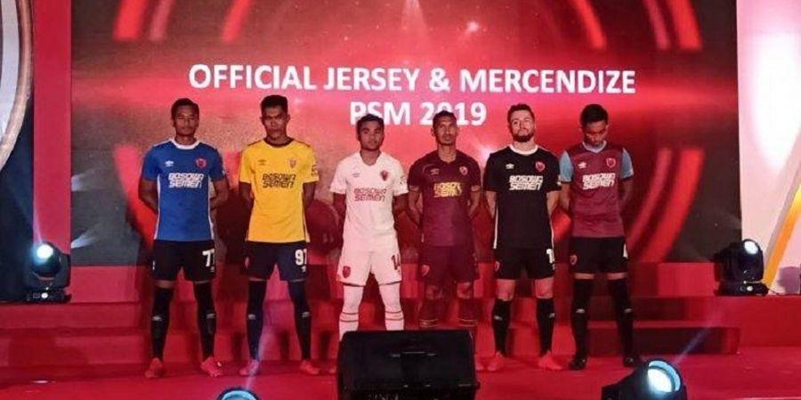 Ada Sosok Baru di Sesi Latihan PSM Makassar yang Merupakan Eks Valencia