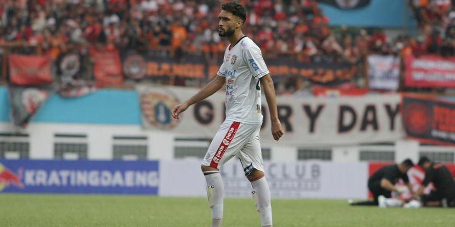Bali United Jamu Semen Padang, Willian Pacheco Andalkan Dukungan Fan