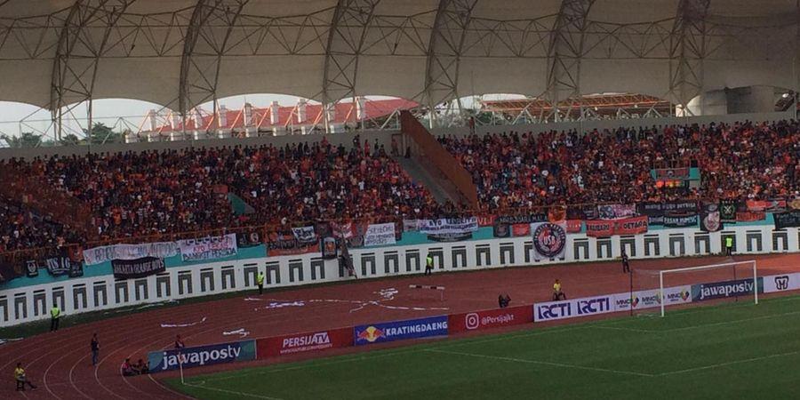 Laga Diwarnai Dua Kartu Merah, Persija Singkirkan Bali United dan Lolos ke Semifinal Piala Indonesia