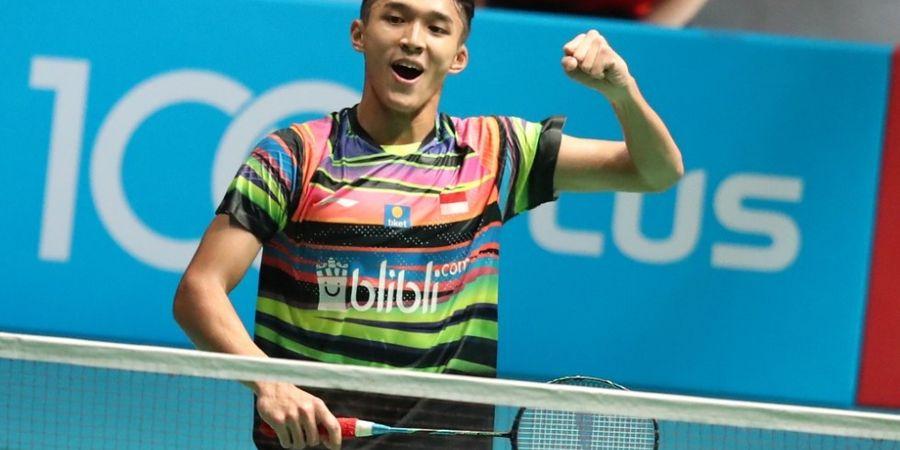 Hasil Final Australian Open 2019 - Menangi All Indonesian Final, Jonatan Juara