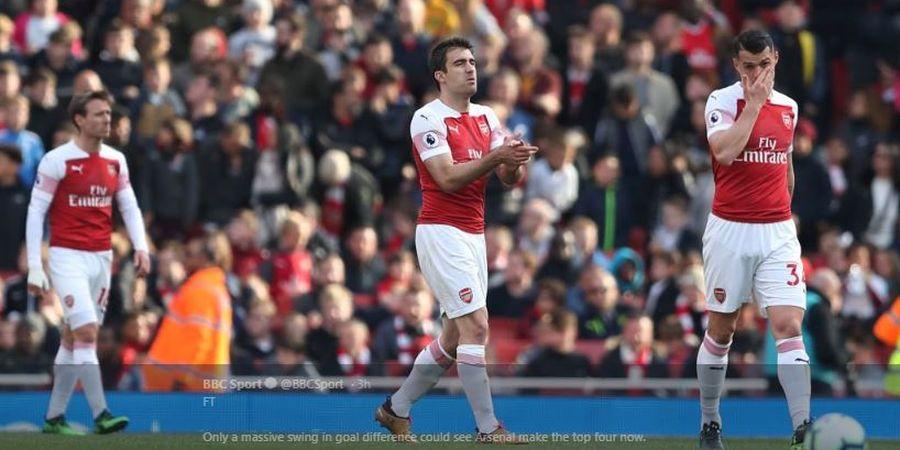 Kembali Jadi Klub Top Inggris, Arsenal Diklaim Butuh Perbaikan Mental